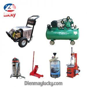 Bộ Thiết Bị Rửa Xe ô Tô 30 – 40 Xe Kết Hợp Làm Lốp điện 380v (ảnh Bìa) Min