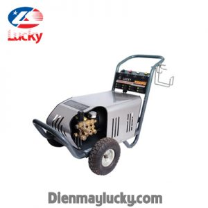 Máy Rửa Xe ô Tô Lucky 3 Pha 3200psi 5.5kw