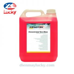 Duong Bong Lop Va Tap Lo Concentrated Tyre Gloss Can 5 Lit