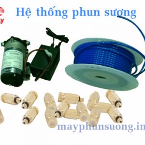 Phun Suong Showroom O To Min